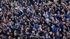 """Левски обяви колко са продадените билети за дербито с ЦСКА, """"сините"""" фенове са били два пъти повече"""