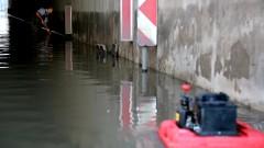 София с наводнени болници и зони без ток след пороя