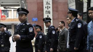 Въоръжени мъже убиха 33 души на гара в Китай