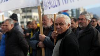 Поредна 24-часова стачка блокира Гърция