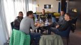 Ивайло Петев уреди българи за Динамо (Загреб)