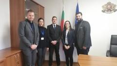 Зам.-министър Николай Павлов се срещна с Националното представителство на студентските съвети