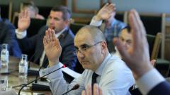 Правната комисия пусна само промените на ГЕРБ в Изборния кодекс