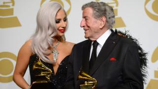 Какво е общото между Лейди Гага и Тони Бенет