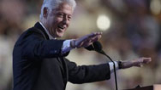 Бил Клинтън продаде саксофона си