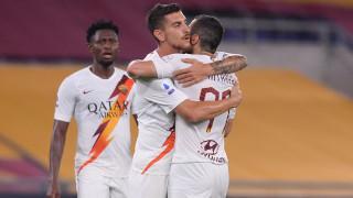 Рома се върна на победния път