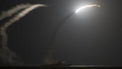Руските военни се подиграват на САЩ, само 23 от 59 ракети ударили целите си