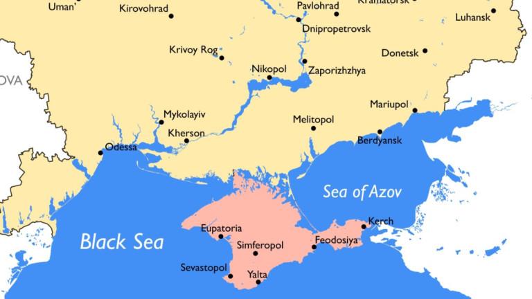 ЕС не признава руската анексия на Крим