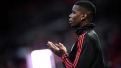Пол Погба е заявил пред съотборниците си, че иска да напусне Манчестър Юнайтед