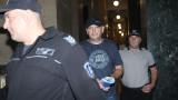 Подсъдимият за атентата срещу Алексей Петров изчаква обжалването си в затвора