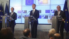 ЕС и НАТО подписаха декларация за задълбочаване на сътрудничеството