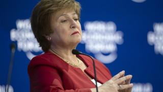 Bloomberg: С Кристалина Георгиева начело на МВФ развиващите се пазари ще получат своя представител