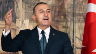 Турция скочи: Кюрдските сили не са се изтеглили напълно от границата в Сирия