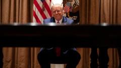 Тръмп: Байдън е с промит мозък и е като марионетка