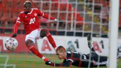 Соу се откъсна на върха като най-резултатен чужденец на ЦСКА