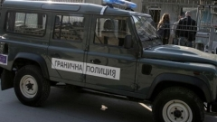 Джип на Гранична полиция се преобърна на българо-турската граница
