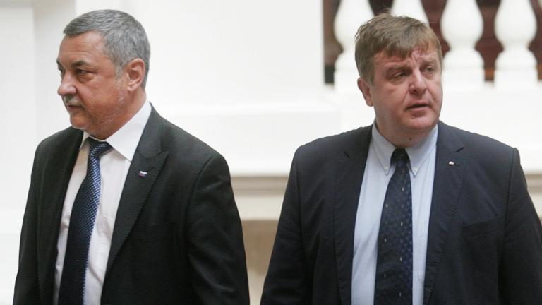 ВМРО задава реторични въпроси. НФСБ установи, че България не е суверенна