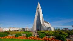 Исландски вулкан изригна и затвори летище
