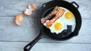 Грешката, която допускате, когато пържите яйца