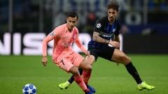 Барселона си гарантира място в елиминационната фаза на Шампионската лига