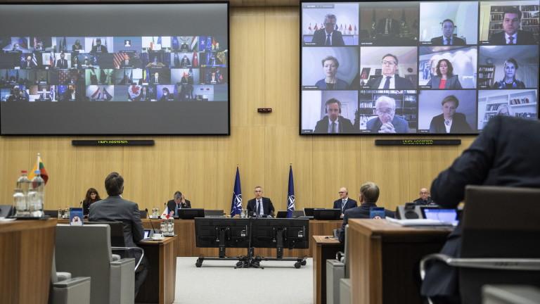 НАТО: Русия нарушава суверенитета на Молдова с присъствието си в Приднестровието