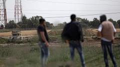 Израел разположи снайперисти по границата с Газа