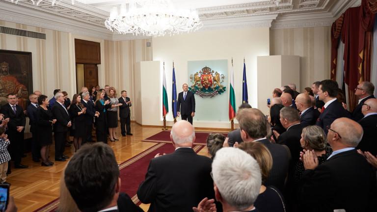 България цени високо вашия принос за пълноценното присъствие на страната