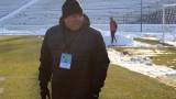 Тарханов: Коронавирусът е виновен, че не вкарваме