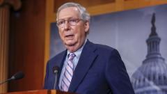 Макконъл отхвърли вероятността Сенатът да гласува за импийчмънт на Тръмп