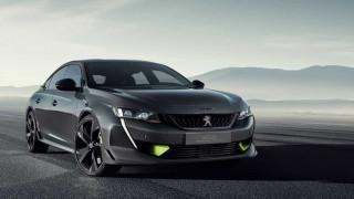 Peugeot показа хибриден седан с 400 конски сили (Видео)