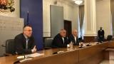 Борисов показа Мутафчийски: Генералът е жив и здрав