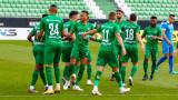 Лудогорец победи Спортист (Своге) с 3:1 за Купата на България