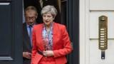 Заговор в Обединеното кралство за сваляне на Мей от премиерския пост