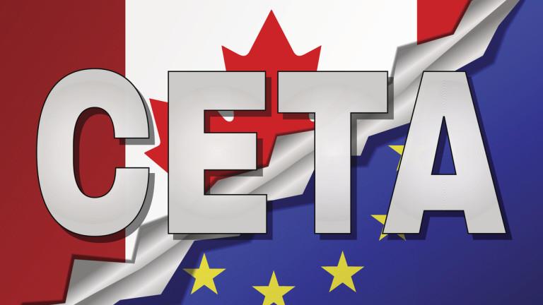 Италия няма да ратифицира споразумението за свободна търговия на Европейския