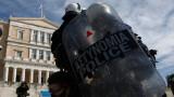 Парламентът на Гърция одобри полицейски патрули в университетите