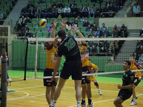 КВК Габрово среща турски тим на четвъртфиналите