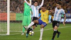 Бразилия - Аржентина: Футболна класика винаги, по всяко време, във всяка точка от света
