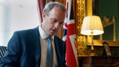 Рааб: Отношенията Британия-САЩ ще преминат от силни към още по-силни