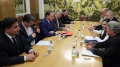 АБВ поискаха общ кандидат-президент с БСП