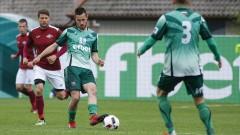 Витоша върна Гришо Долапчиев и Дани Пеев в Първа лига