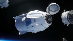 Първият полет с астронавти на SpaceX може да се осъществи през 2020 година
