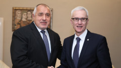 Борисов похвали България пред шефа на Интерпол