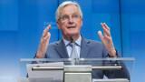 Мишел Барние: Търговските преговори с Великобритания започват в понеделник