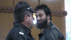 Ахмед Муса, съден по делото срещу 13-те имами, е в пазарджишкия затвор