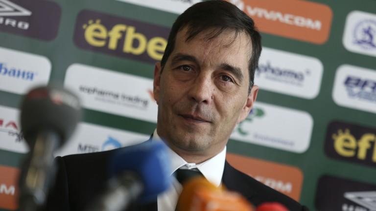 Ангел Петричев разкри коя е перлата на българския футбол и обяви: В момента е най-тежкият период за Лудогорец