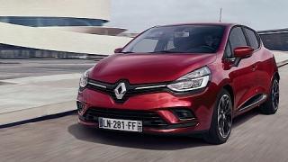 Показаха обновеното Renault Clio