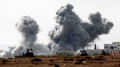 Над 40 загинали цивилни сирийци при удар на водената от САЩ коалиция в Ракка