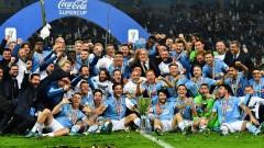 """Лацио разплака Юве и Роналдо, """"орлите"""" триумфираха със Суперкупата на Италия"""