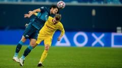 Борусия (Дортмунд) и Лацио останаха на първите места в Група F и продължават напред