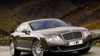 Роналдо подкара Bentley след катастрофата